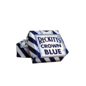 Reckitts Crown Blue