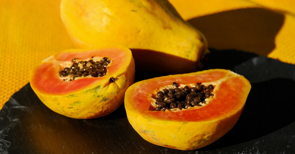 Exotic Tropical Fruits - Papaya